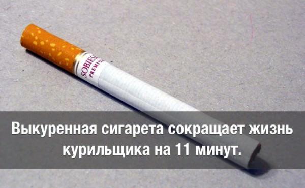 Как накурится с одной сигареты    Как накурится с одной сигареты