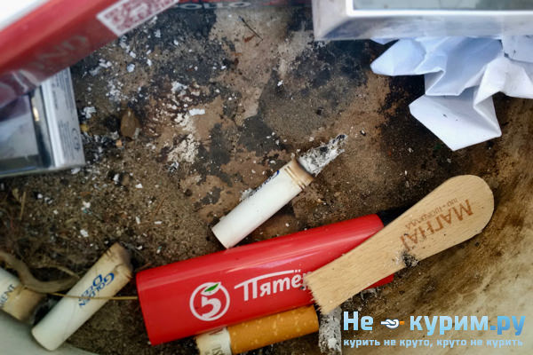 Что помогает бросить курить матрешка