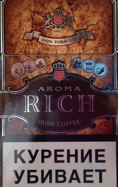 Арома рич ириш кофе